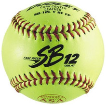 Spalding/Dudley ASANFHS SB 12L, Cork Center  Fast Pitch Softball  - per dozen