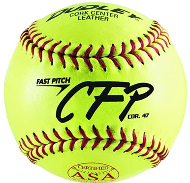Spalding/Dudley CFP ASA Cork Center Softball - per dozen