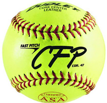 "Spalding/Dudley CFP ASA 11"" Cork Center Softball - per dozen"