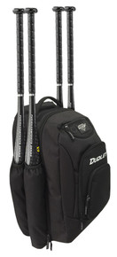 "Dudley Softball Wheeled Carry Bat Pack Backpack Bag 22"" x 14"" x 8"""
