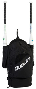 "DUDLEY SOFTBALL BACKPACK BAT BAG 24"" X 14"" X 10"""