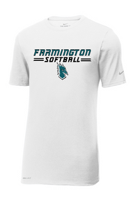 FHS Nike Dri-FIT Cotton/Poly Tee