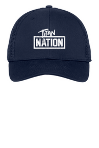 New Era Snapback Mesh - Titan Nation Hat