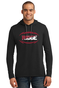 Men's Northridge Long Sleeve Hooded T-Shirt
