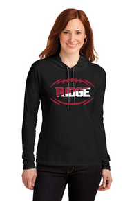 Women's Northridge Long Sleeve Hooded T-Shirt