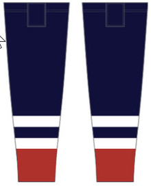 Jr. Mustangs Game  Socks