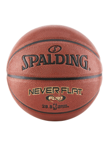"NBA NEVERFLAT®  28.5""  PREMIUM INDOOR / OUTDOOR BASKETBALL"