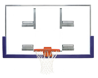 42″ x 72″ Extended Life Short Glass Conversion Backboard