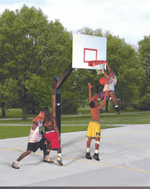 Original Ultimate Playground Basketball Systems