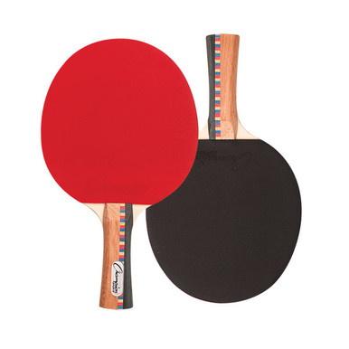 Champion 7 PLY PIPS IN RUBBER FACE TABLE TENNIS PADDLE 6-5-7