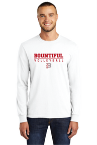 BHS Volleyball Men's Long Sleeve Tee