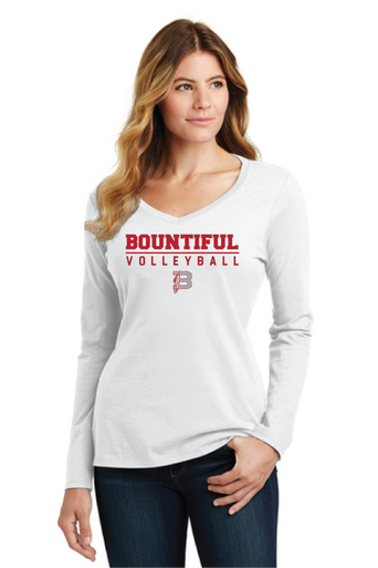 BHS Volleyball Women's Long Sleeve Tee