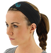 FHS head tie - Black