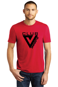 Club V - Hoops Men's Tee