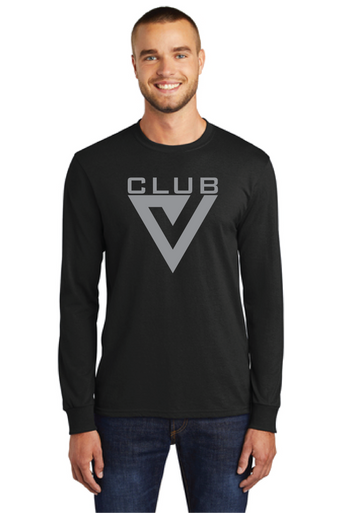 Club V - Hoops Long Sleeve Tee