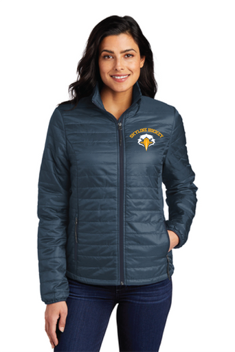 Ladies Puffy Jacket