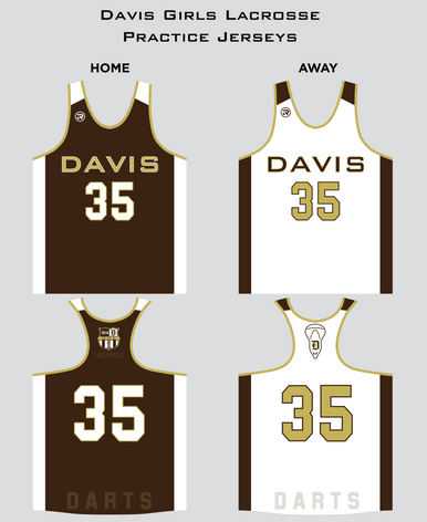 Reversible Practice Jersey **REQUIRED**