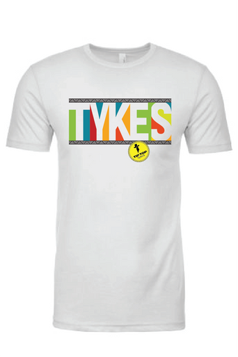 Tykes Colorful Block Tee