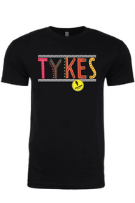 Tykes Crazy Colorful Tees