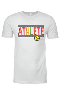 ATHLETE Crazy Colorful Tees