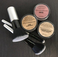 Lucy Minerals & Brushes Kit