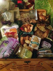Bounty of Idaho Foods Gift Basket