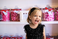 Candy Store Photography Backdrop - Candy Shop – Item 2160