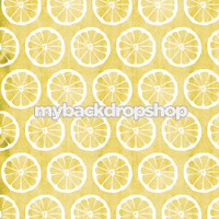 Distressed Lemonade Photography Prop - Lemon Photo Backdrop - Item 3127