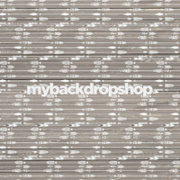 White Arrow Photography Backdrop - Light Gray Wood Floor Drop - Item 3176