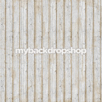 Light Blue Gray Wood Floor - Dusty Gray Wood Photography Floor Drop - Item 3206