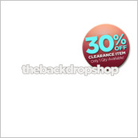 CLEARANCE - POLY - 4ft x 4ft Solid White Photography Backdrop - Plain White Background for Pictures - Item 099