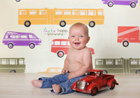 Cars Theme Photography Prop for Boys - Item 452