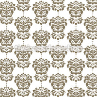 Damask Photography Backdrop for Wedding Portraits - Indoor Photoshoot Prop -  Photo Background - Item 931