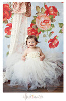 Floral Photography Backdrop - Red Rose Photo Backdrop for Pictures - Item 944