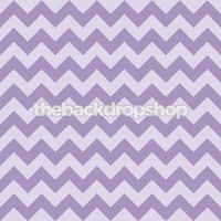 Lavender and Purple Chevron Zig Zag Photography Backdrop - Item 1173