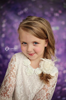 Purple Glitter Sequin Photo Backdrop - Item 1239