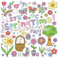 Spring ThemeBackdrop for Photography - Item 1423