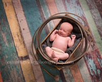 Painted Wood Plank Floor Drop for Photos - Colored Wood Photography Backdrop - Item 1536