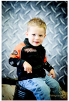 Metal Steel Diamond Plate Photography Backdrop - Boys Photography Backdrop - Item 1637