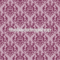 Purple Damask Photography Backdrop - Item 1667