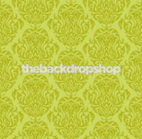 Yellow And Green Photo Prop Backdrop for Portraits - Cheap Studio Photography Supplies - Item 1706