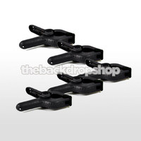 5qty Backdrop Clamps - Photography Studio Equipment