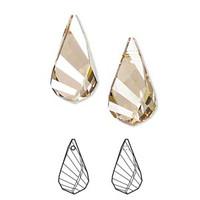 Helix Crystal Earring Pair