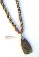 Raku Rapture V.2 Necklace Kit