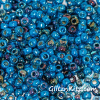 Electricity - Sz 8 Seed Bead Mix