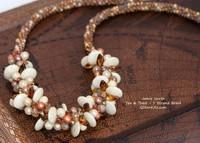 Tea & Toast Necklace Kit
