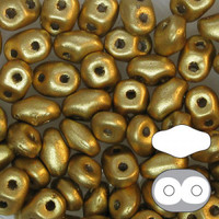 SuperDuo Matte Gold