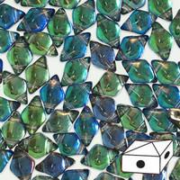 Diamond Duo - Prismatic Peacock