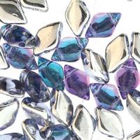 Gem Duo - Backlit Violet Ice