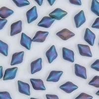 Gem Duo - Jet Blue Iris Mat